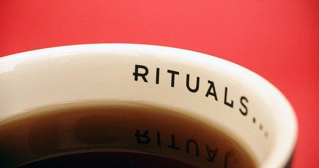 Recruitment = Ritual! What?